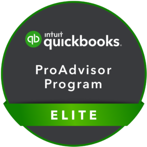 Quickbooks badge